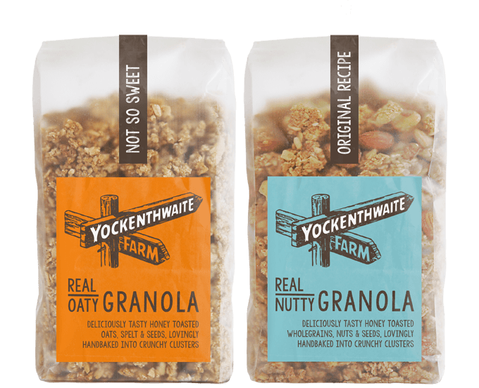 Granola-packs