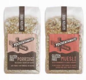Our new Gluten Free Range